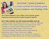 Crystal Guidance and Healing Tribe Group Membership