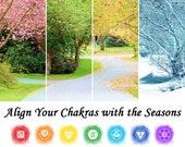 Crystal Guidance Seasonal Chakra Special