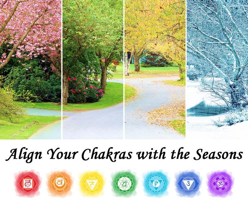 Crystal Guidance Seasonal Chakra Special image 0