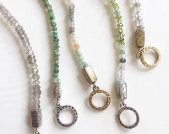 Empower Beaded Bracelet