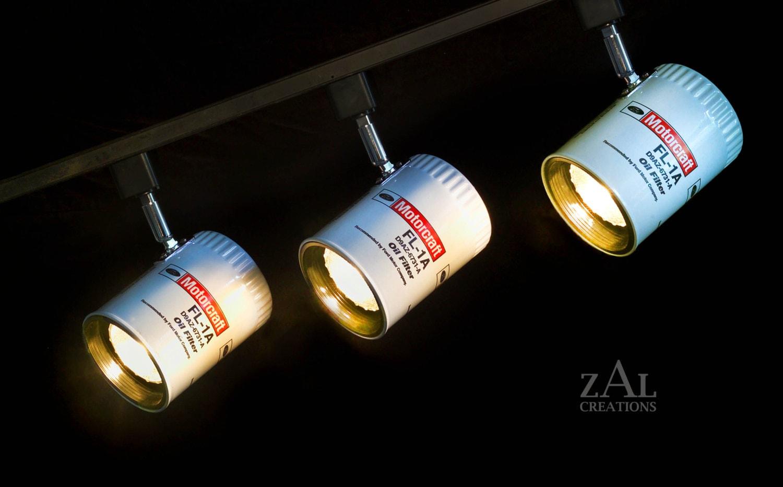 Leuchte Öl-Filter Motorcraft Ford 3 Track Lichter und Spur | Etsy