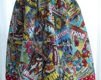 Marvel Avengers Skirt