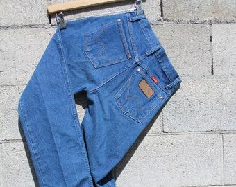 Wrangler Jeans / Vintage Wrangler / High Waisted Wrangler / SZ 3