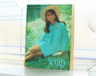 Vintage 1968 Montgomery Ward Catalogue Spring and Summer