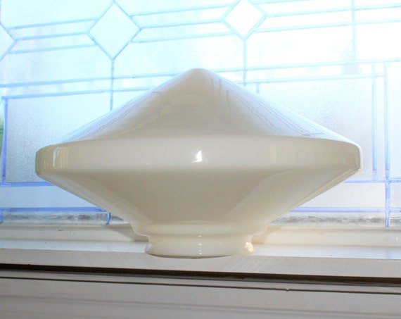 Huge Art Deco Ceiling Light Shade Globe 14""