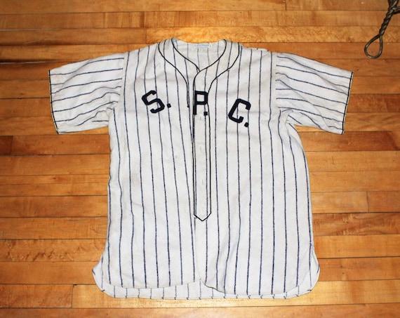 Vintage 1930s Baseball Uniform Jersey Minot North Dakota