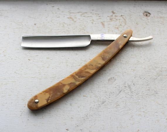 Antique Straight Razor Geneva Cutlery Co