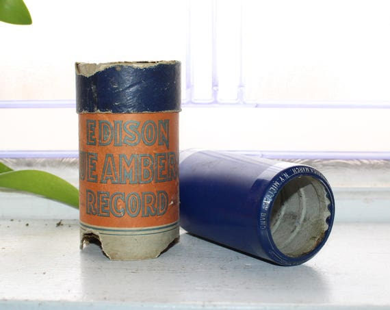 Antique Edison Cylinder Record 3074 Heart Of America March