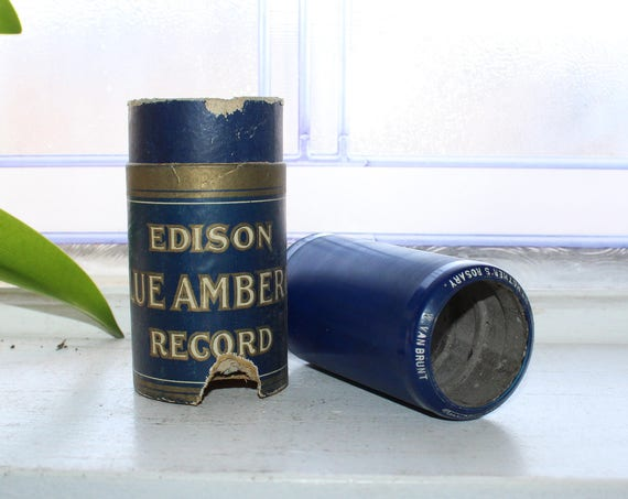 Antique Edison Cylinder Record 2664 My Mother's Rosary