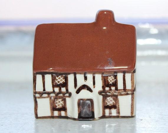 Suffolk Cottages Mudlen End Studio Figurine #10 Labourers Cottage