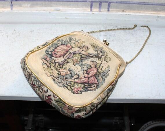 Vintage Julius Resnick Purse Evening Bag