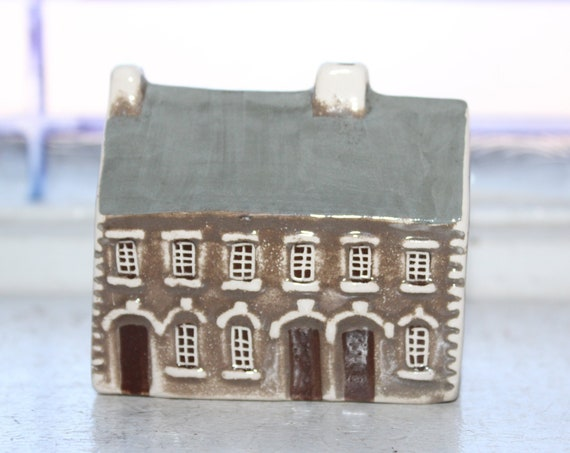 Suffolk Cottages Mudlen End Studio Figurine #22 Two Up Two Down