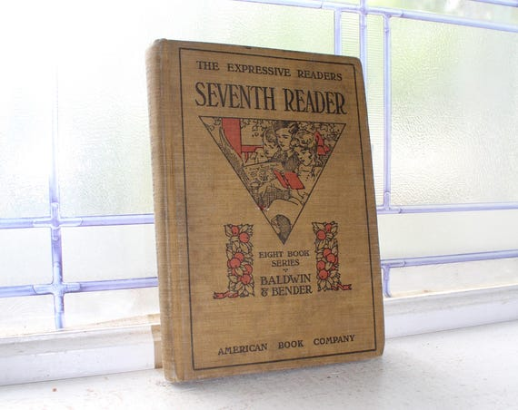 The Expressive Readers Seventh Reader Child's School Book 1911