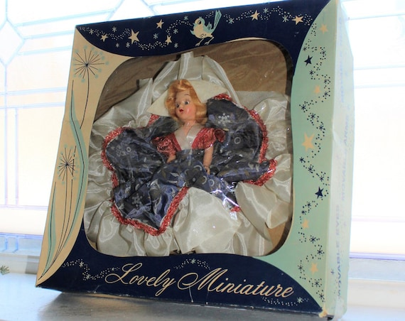Vintage Doll A & H Dolls Of All Lands 1950s
