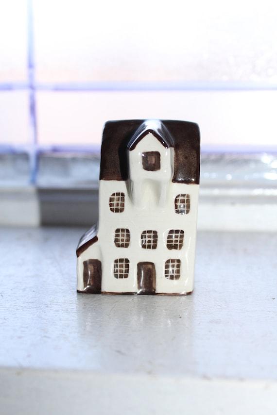 Suffolk Cottages Mudlen End Studio Figurine #15 Water Mill
