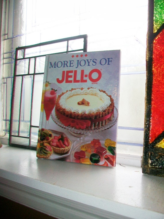 More Joys of Jello Vintage Cookbook Hardcover