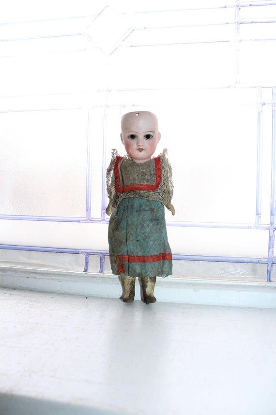 Antique Doll Bisque Head Germany William Goebel