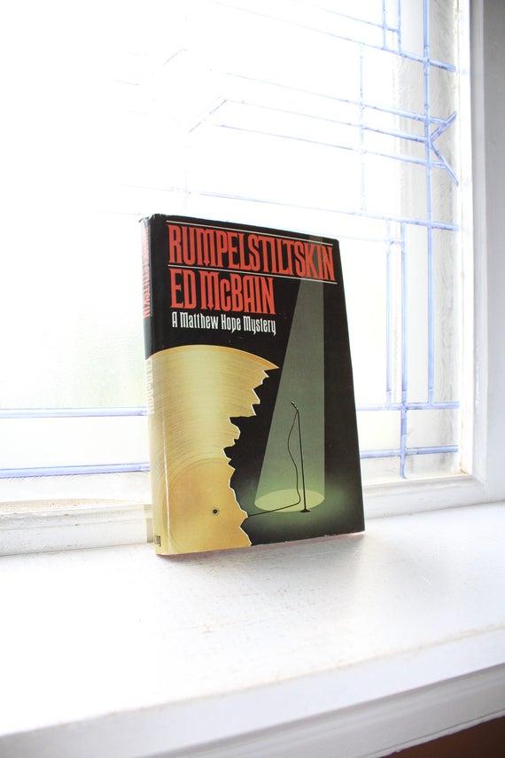 Rumpelstiltskin by Ed McBain A Matthew Hope Mystery Book