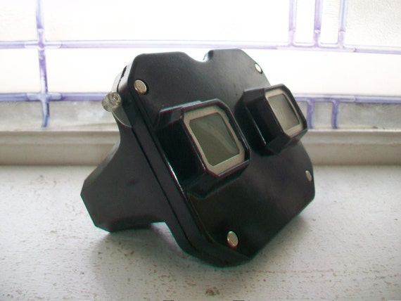 Vintage Viewmaster Sawyer's 1940s Viewer