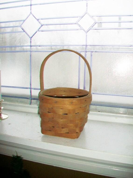 Vintage Longaberger Berry Basket