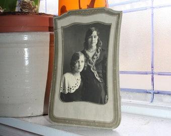 Vintage 1920s Photograph Flapper Girls