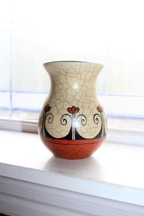 Vintage Pottery Vase Pauli Pot