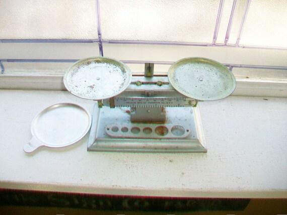 Vintage Pelouze Lab Scale 1960s