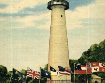 Biloxi Lighthouse Etsy