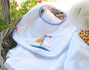 Adorable Personalized Baby Bib