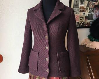 380de2397f414 Balmain woman wool jacket