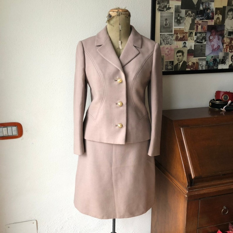 classic fit d78bc b1877 Cori made in Italy 1960 tailleur
