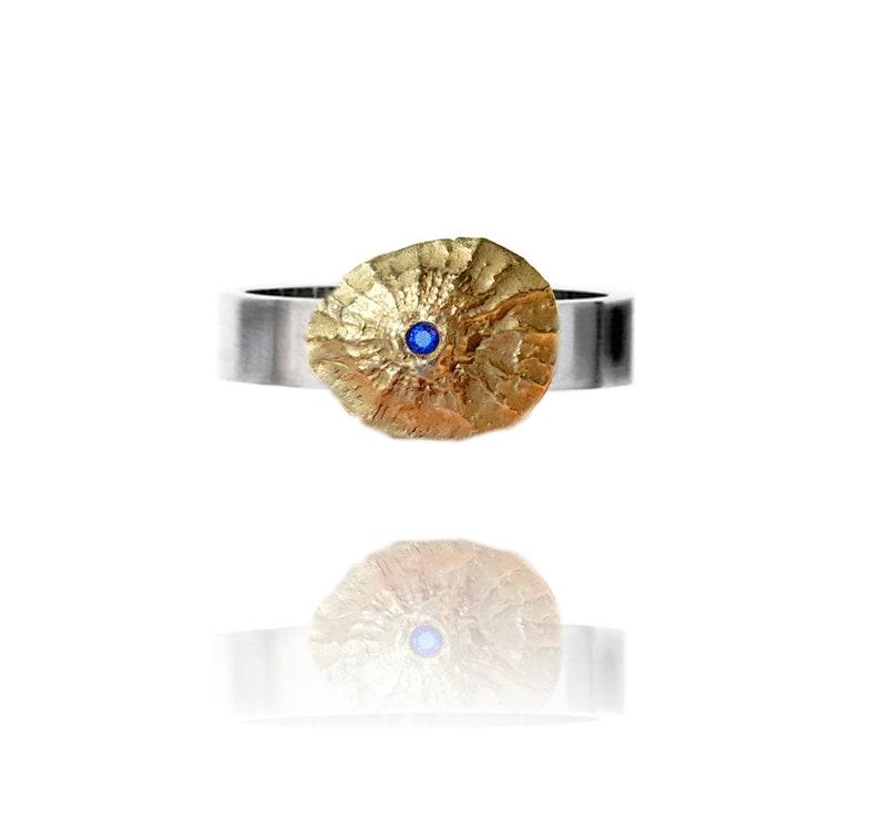 cute ring Seashell ring ocean jewelry beach ring