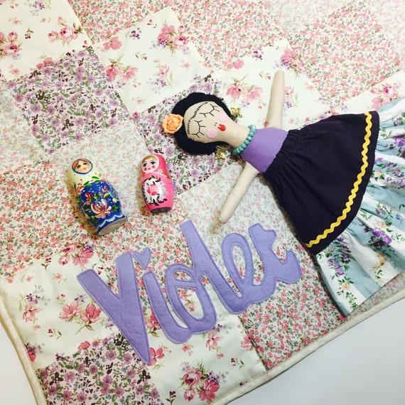 tapis de jeu  personnalis u00e9 patchwork quilt tapis de jeu