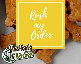 Rush My order add on front of the line