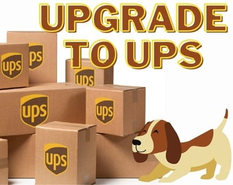 Need your order for a specific date Upgrade to UPS