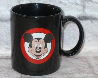 Une Café Fusée Sur Vintage Mug La Tasse DiddleEtsy Diddl Souris ED92IH