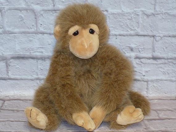 Ty JOSH the Monkey Plush Stuffed Animal Vintage 1993 15  bda6bd9e991