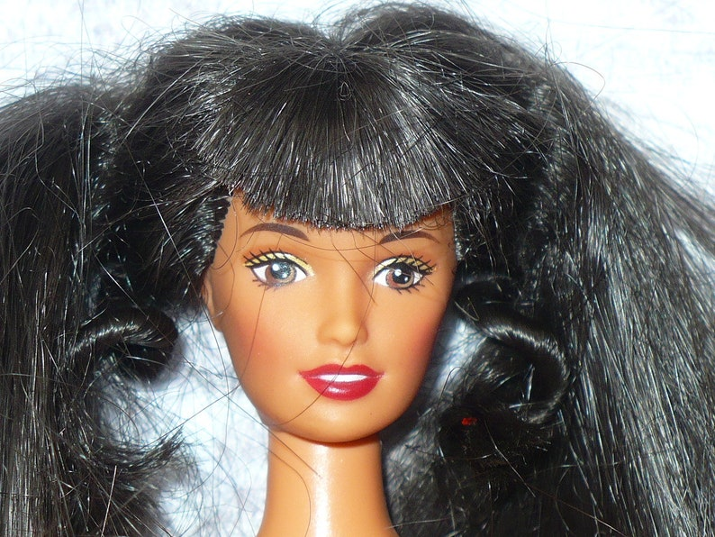 Dependable Two Barbie Dolls Barbie Starr 1979 And Barbie Mold Superstar Easy To Use Bambole Fashion