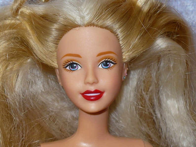 Dependable Two Barbie Dolls Barbie Starr 1979 And Barbie Mold Superstar Easy To Use Giocattoli E Modellismo Bambole