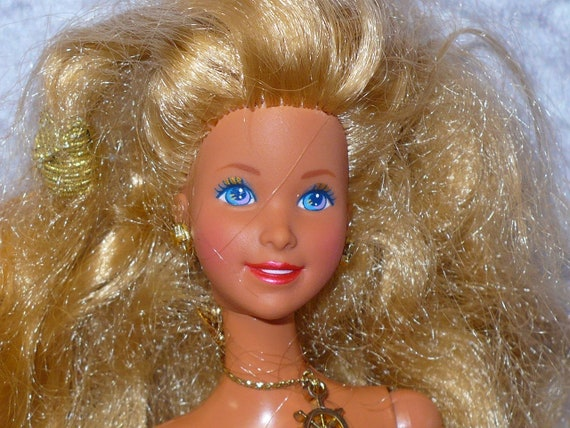 Dependable Two Barbie Dolls Barbie Starr 1979 And Barbie Mold Superstar Easy To Use Bambole Giocattoli E Modellismo