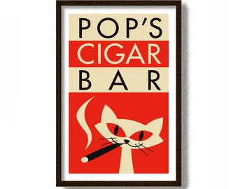 White Cat Cigars Etsy