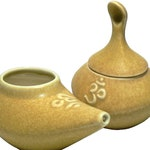 OM Spout & Salt Jar Set