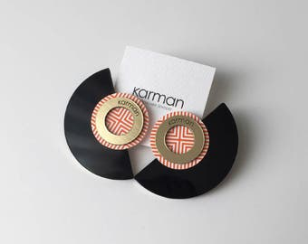 HEATHER   Earrings from EVOKE collection