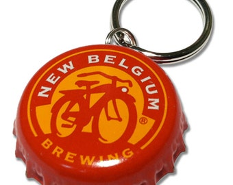 New Belgium PupCap - Bottle Cap ID Tag