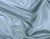 54 quot Wide 100 Silk Taffeta Dusty Blue by the yard (9000MT9)