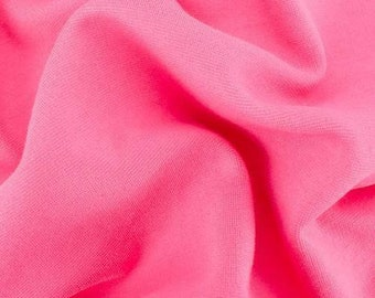 cd5947cfcc1 Bubblegum Pink Double Knit, Fabric By The Yard