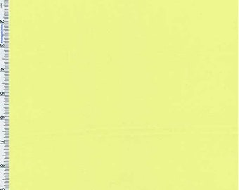 Yellow Stretch Canvas, Fabric By The Yard