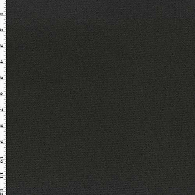 Fabric By The Yard Reed Black Texture Dobby Home Decorating Fabric