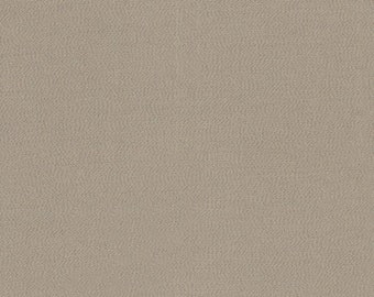 Golden Taupe Suiting, Fabric By The Yard
