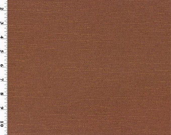 Red Ribbed Boucle Home Decorating Fabric, Fabric By The Yard